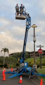 Professional camera system installation Kapalua