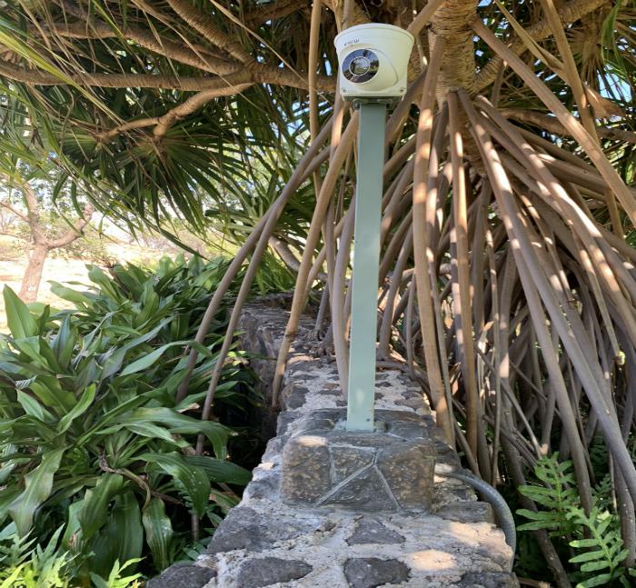 Camera Installation Wailea
