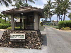 One Palauea Bay camera installation in Maui Makena