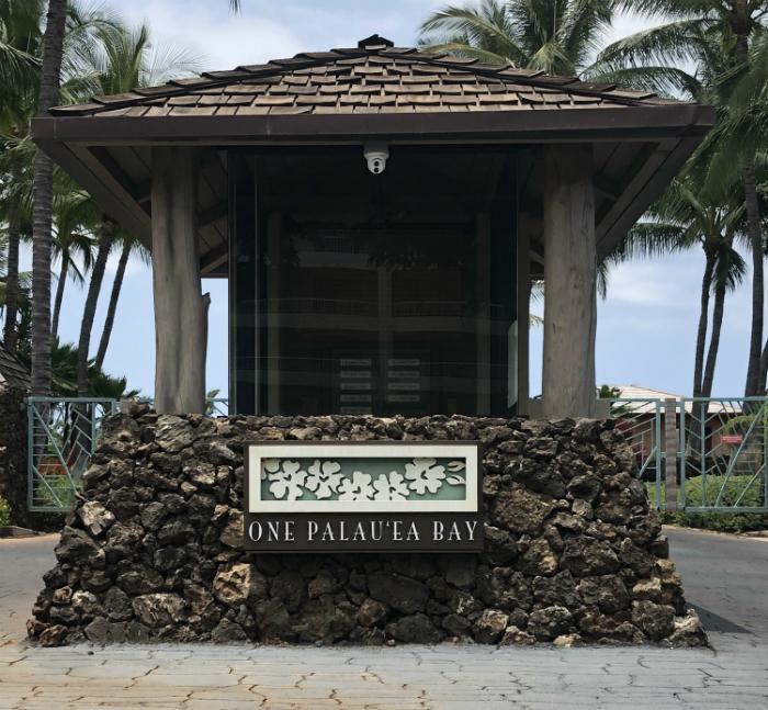 One Palauea Bay Camera Installation at Makena