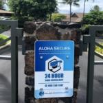 aloha secure papali sign